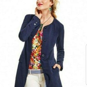 Cabi navy Lido jacket #5093